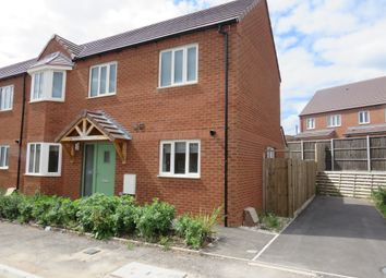 Thumbnail 3 bed semi-detached house for sale in John Brooks Avenue, Smethwick