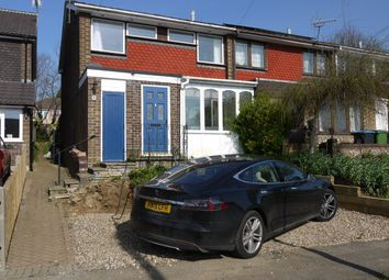 Thumbnail 3 bed end terrace house for sale in Ryder Close, Bovingdon, Bovingdon