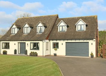 Thumbnail 4 bed detached house for sale in Wood Eaton Road, Church Eaton, Stafford