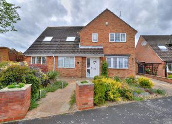 Thumbnail 4 bed detached house for sale in Littledale, Wellingborough