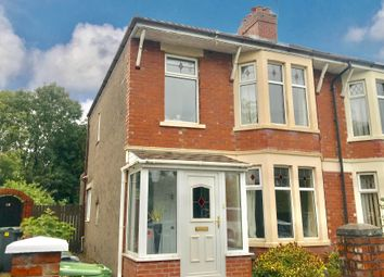 Thumbnail 3 bedroom property to rent in Lansdowne Avenue East, Canton, Cardiff