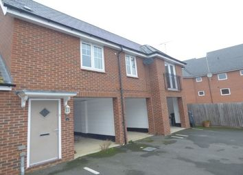 Thumbnail 2 bed property to rent in Lundy Walk, Newton Leys
