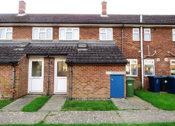 Thumbnail 3 bedroom terraced house to rent in Oxford Close, Wyton, Huntingdon