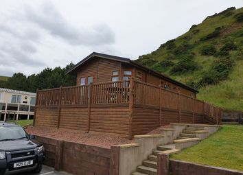 Thumbnail 2 bed lodge for sale in Pease Bay Caravan Park, Cockburnspath
