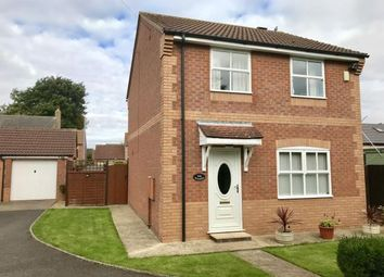 Thumbnail 3 bed detached house for sale in Bracken Way, Louth, Lincolnshire