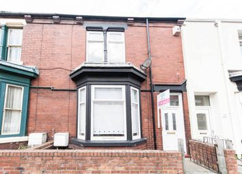 3 bed terraced house for sale in Coleridge Avenue, Hartlepool TS25