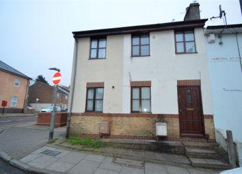 Thumbnail 2 bedroom property to rent in Saunders Street, Gillingham