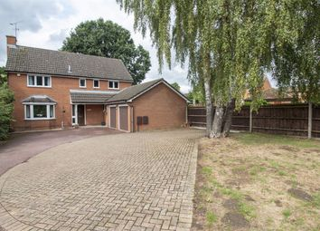 Thumbnail 4 bed detached house for sale in Randolph Drive, Farnborough