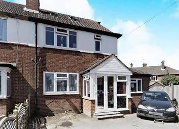 Thumbnail 5 bedroom end terrace house for sale in Attwood Close, Sanderstead, South Croydon, .