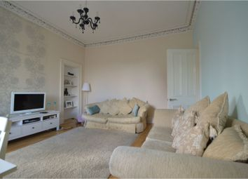 Thumbnail 3 bed flat for sale in 528 Victoria Road, Glasgow
