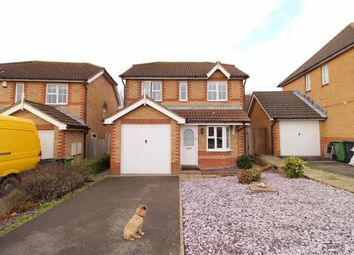 Thumbnail 3 bed detached house for sale in Cookson Gardens, Hastings, East Sussex