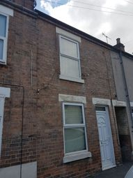 Thumbnail 3 bed terraced house to rent in Stafford Street, Burton
