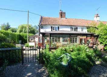 Thumbnail 5 bed semi-detached house for sale in Waterloo Road, Hainford, Norwich