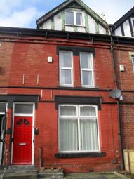 Thumbnail 5 bed terraced house to rent in Royal Park Avenue, Hyde Park, Leeds