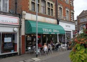 Thumbnail Restaurant/cafe for sale in Gold Street, Kettering