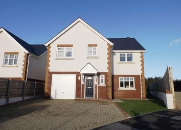 Thumbnail 4 bed detached house for sale in Cae Gethin, Llanfairpwllgwyngyll, Sir Ynys Mon