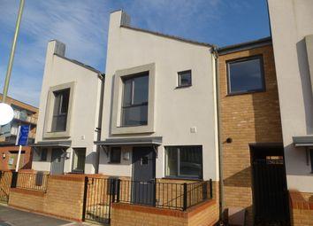 Thumbnail 3 bed terraced house for sale in Kilmeston Close, Eastleigh