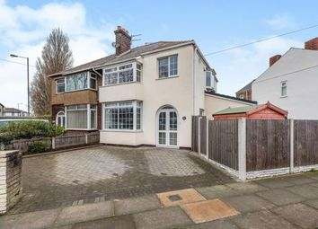 3 bed semi-detached house for sale in Rosedale Avenue, Liverpool, Merseyside L23
