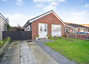 Thumbnail 2 bed detached bungalow for sale in Downside, Folkestone