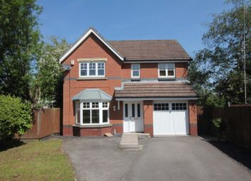 Thumbnail 4 bed detached house for sale in Whitworth Avenue, Hinckley