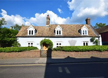 Thumbnail 3 bedroom cottage to rent in High Street, Burwell, Cambridge, Cambridgeshire