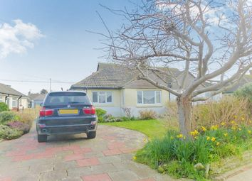 Thumbnail 3 bed semi-detached bungalow for sale in Castle Drive, Pevensey Bay, Pevensey