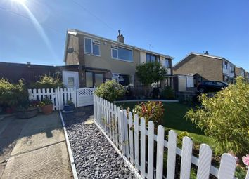 Thumbnail 3 bed semi-detached house for sale in Barrowfield Road, Stroud