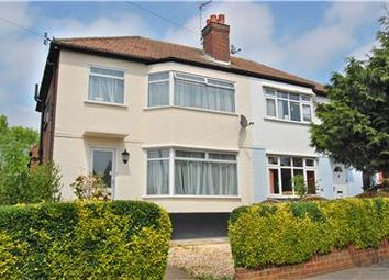 Thumbnail 3 bedroom semi-detached house to rent in Valley View, Barnet, Hertfordshire