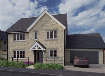 Thumbnail 4 bed detached house for sale in Green Lane, Lower Pilsley, Chesterfield
