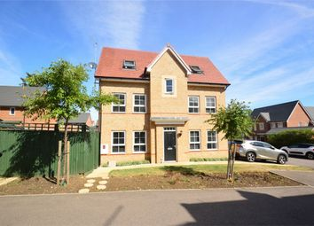 Thumbnail 4 bed end terrace house for sale in Sparrowhawk Place, Hatfield, Hertfordshire