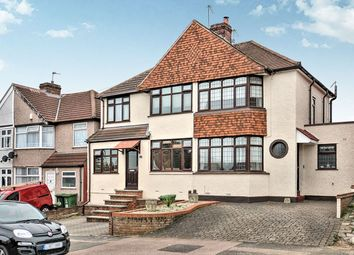 Thumbnail 2 bed semi-detached house for sale in Beechcroft Avenue, Bexleyheath