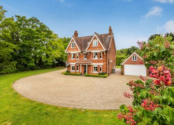 Thumbnail 6 bed detached house for sale in Guildford Road, Alfold, Cranleigh