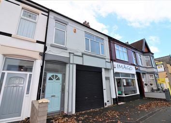 1 bed terraced house for sale in Grove Road, Wallasey CH45