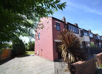 Thumbnail 3 bed end terrace house for sale in Cranbrook Street, Manchester