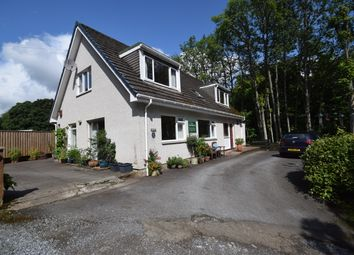 Thumbnail 4 bed detached house for sale in Ferry Road, Pitlochry