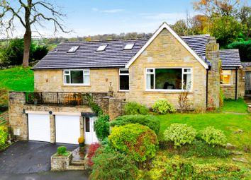Thumbnail 3 bed detached bungalow for sale in Panorama Close, Pateley Bridge, Harrogate