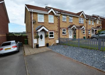 Thumbnail 2 bed property for sale in The Patch, Llanharry, Pontyclun