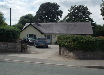 Thumbnail 2 bed bungalow to rent in Llandyrnog, Denbigh