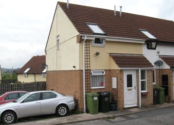 Thumbnail 2 bed end terrace house to rent in Howards Way, Buckland, Newton Abbot