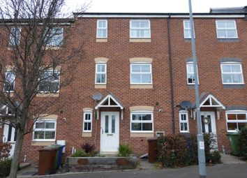 Thumbnail 3 bed terraced house for sale in Pheasant Way, Cannock
