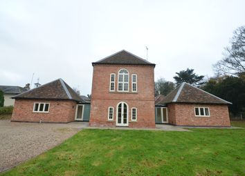 Thumbnail 3 bed detached house to rent in Blind Lane, Oxton, Southwell