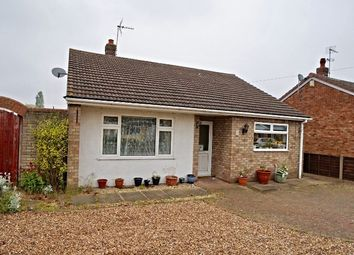 Thumbnail 3 bed detached bungalow for sale in St. Davids Road, Lincoln