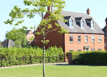 Thumbnail 6 bed detached house to rent in Lawrence Way, Lichfield