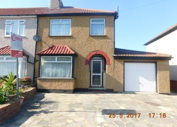 Thumbnail 3 bedroom semi-detached house to rent in Raynton Road, Enfield