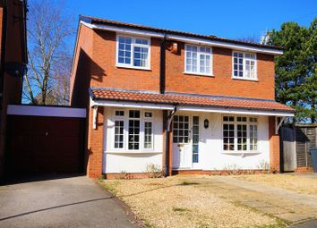 Thumbnail 4 bed detached house for sale in Sparrey Drive, Bournville, Birmingham