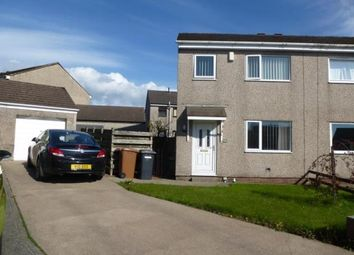 Thumbnail 3 bed semi-detached house to rent in Winchester Drive, Whitehaven, Cumbria