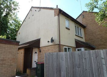 Thumbnail 1 bed end terrace house to rent in Dobson Road, Crawley