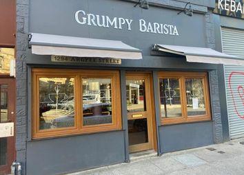 Thumbnail Restaurant/cafe for sale in Argyle Street, Glasgow