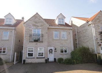 Thumbnail 4 bed detached house for sale in The Pines Estcourt Road, Darrington, Pontefract