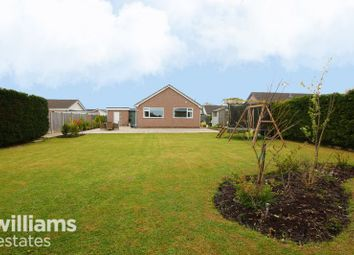 Thumbnail 3 bed detached bungalow for sale in Clwydian Avenue, St. Asaph
